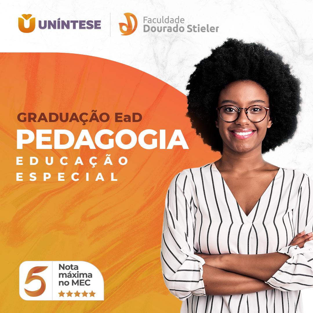 PEDAGOGIA EDUCAÇÃO ESPECIAL (EAD)